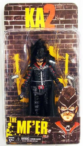 Kick-Ass 2 - NECA - Chris D\'Amico \'\'The Motherfucker\'\'