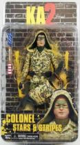 Kick-Ass 2 - NECA - Colonel Stars & Stripes (hood up)