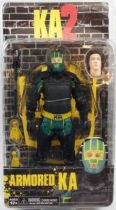 Kick-Ass 2 - NECA - Dave Lizewski \'\'Kick-Ass\'\' (armored)