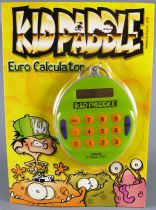 Kid Paddle - Dupuis Euro Calculator - Mint on card
