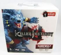 Killer Instinct - Ultimate Source - Sabrewulf (Collectible Figure)