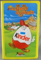 Kinder Suprise (Ferrero) 2000 - The Chinese Beavers - Gift- Set of 10 Figures