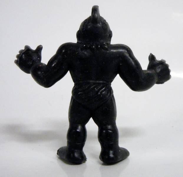 Kinnikuman (M.U.S.C.L.E.) - Mattel - #010 Jessie Maybia (black)
