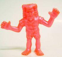 Kinnikuman (M.U.S.C.L.E.) - Mattel - #013 King Cobra (fushia)