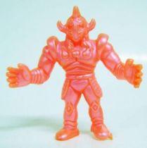 Kinnikuman (M.U.S.C.L.E.) - Mattel - #021 Akuma Shogun (A) (fushia)