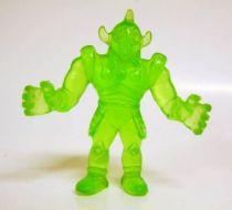 Kinnikuman (M.U.S.C.L.E.) - Mattel - #021 Akuma Shogun (A) (transparent green)