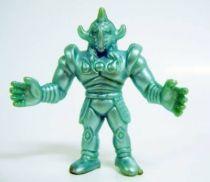 Kinnikuman (M.U.S.C.L.E.) - Mattel - #021 Akuma Shogun (A) (turquoise)