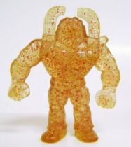 Kinnikuman (M.U.S.C.L.E.) - Mattel - #022 The Manriki (spangled transparent)
