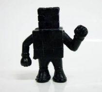 Kinnikuman (M.U.S.C.L.E.) - Mattel - #024 Cubeman (black)