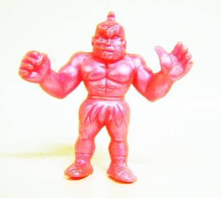 Kinnikuman (M.U.S.C.L.E.) - Mattel - #025 Prince Kamehame (fushia)