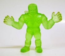 Kinnikuman (M.U.S.C.L.E.) - Mattel - #026 The Ninja (A) (transparent green)