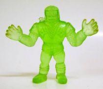 Kinnikuman (M.U.S.C.L.E.) - Mattel - #026 The Ninja (A) (transparent green)