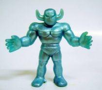 Kinnikuman (M.U.S.C.L.E.) - Mattel - #049 Black Shadow (turquoise)