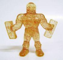 Kinnikuman (M.U.S.C.L.E.) - Mattel - #053 Junkman (A) (spangled transparent)