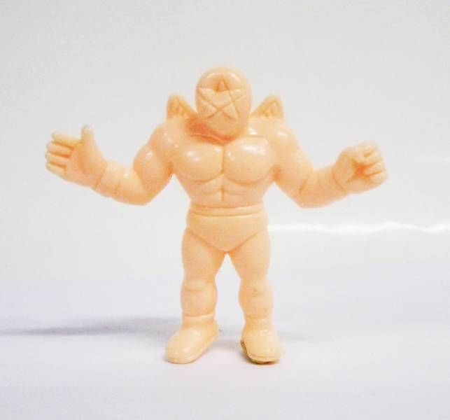 Kinnikuman (M.U.S.C.L.E.) - Mattel - #067 Pentagon (salmon)