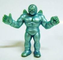 Kinnikuman (M.U.S.C.L.E.) - Mattel - #067 Pentagon (turquoise)