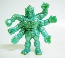 Kinnikuman (M.U.S.C.L.E.) - Mattel - #070 Ashuraman (B) (turquoise)