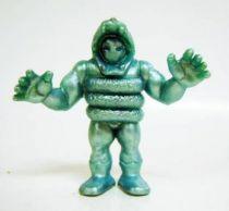 Kinnikuman (M.U.S.C.L.E.) - Mattel - #084 Snakeman (turquoise)