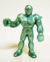 Kinnikuman (M.U.S.C.L.E.) - Mattel - #220 Devil Magician (turquoise)