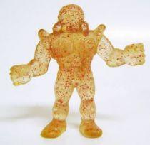 Kinnikuman (M.U.S.C.L.E.) - Mattel - #232 Turboman (spangled transparent)