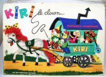 Kiri le Clown - Fernand Nathan - Tableau Magique