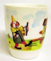 Kiri le Clown - Gobelet plastique - Rumilly Ornamine