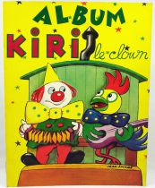 Kiri le Clown - Journal Album n°1 - ORTF 1967