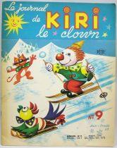 kiri_le_clown___journal_mensuel_n_9___ortf_1967