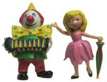 Kiri the Clown - Kiri & Laura pvc Figures Papo