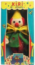 Kiri the Clown - Kiri Plush Masport Mint in box