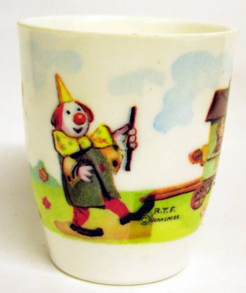 Kiri the Clown - Plastic Drinking goblet - Rumilly Ornamine