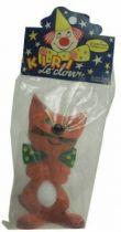 Kiri the Clown - Ratibus Squeeze toy Mint in baggie