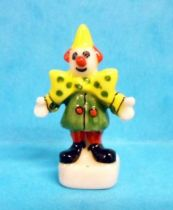 Kiri the Clown - Set of Ceramic figures