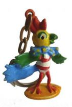 Kiri the Clown Jim - Figure Key chain Pip\'lette