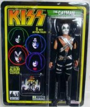 KISS - Mego-style 8\'\' Action Figures set - Gene, Peter, Ace, Paul