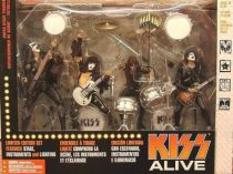 KISS Alive - McFarlane figures boxed set