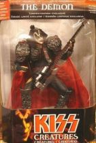 KISS Creatures - Gene Simmons \'\'The Demon\'\' - McFarlane 12\'\' figure