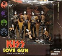 KISS Love Gun - 7 figures boxed set - McFarlane