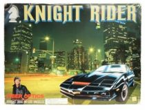 Knight Rider - Aoshima - Knight 2000 (Fiber Optics / Optical Interior Hobby )