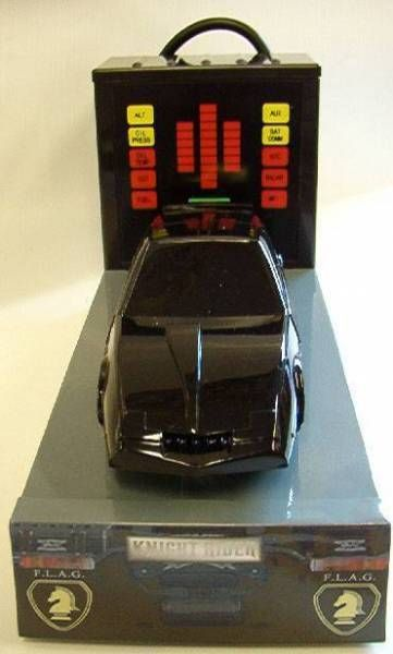 Knight Rider - Battery charger