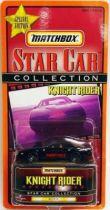 Knight Rider - Pontiac Transam (K.I.T.T.) 1:64 scale -  Matchbox