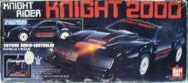 Knight Rider 2000 Radio-Controled K.I.T.T. - Bandai
