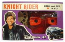 Knigth Rider - View-Master 3-D Mint in Box
