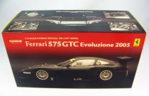 Kyosho Ferrari 575 GTC Evoluzione 2005 1:18