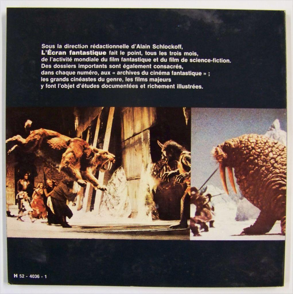 L\'Ecran Fantastique n°2 - Dossier Star Wars de George Lucas - 1977 02