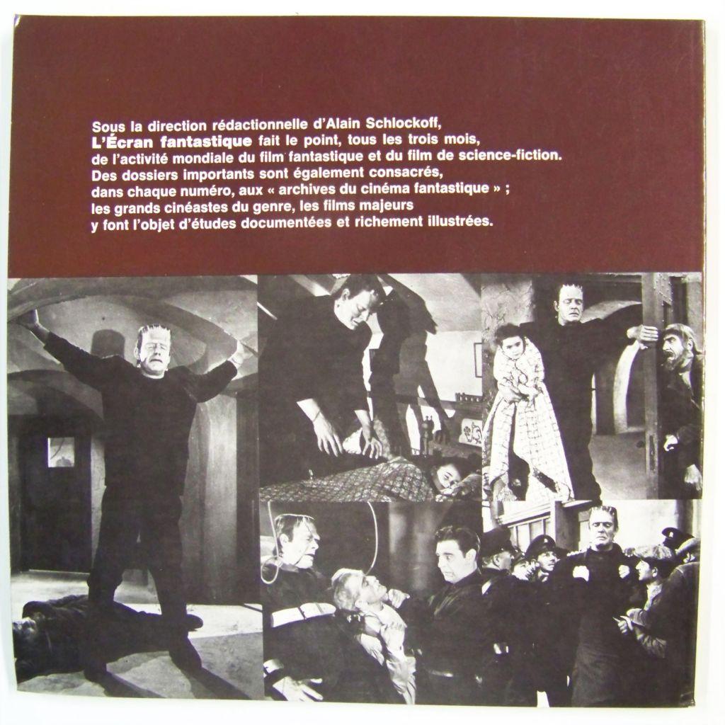 L\'Ecran Fantastique n°3 - Les effets spéciaux de La Guerre des Etoiles - 1977 02