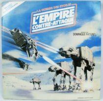 L\'Empire contre-attaque - Livre-Disque 33T - Disques Ades 1983