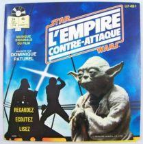 L\'Empire contre-attaque - Livre-Disque 45t - Disques Ades 1983
