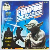 L\'Empire contre-attaque - Record-Book 45s - Disques Ades 1983