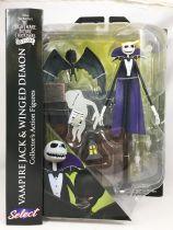 L\'Etrange Noël de Mr Jack - Diamond Select - Vampire Jack & Winged Demon